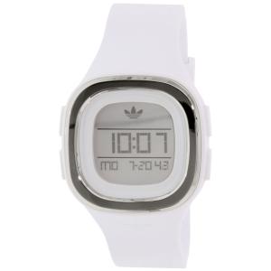 Adidas Men's Denver ADH3032 White Silicone Quartz Watch