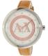 Armani Exchange Women's Julietta AX4226 Brown Leather Quartz Watch - Main Image Swatch