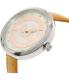 Armani Exchange Women's Julietta AX4226 Brown Leather Quartz Watch - Side Image Swatch