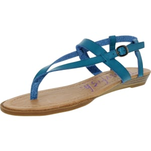 Blowfish Women's Berg Ankle-High Leather Sandal