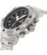 Precimax Men's Defender Pro PX13311 Silver Stainless-Steel Quartz Watch - Side Image Swatch