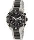 Precimax Men's Defender Pro PX13312 Silver/Black Stainless-Steel Quartz Watch - Main Image Swatch