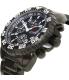 Precimax Men's Ion Pro PX14025 Black Stainless-Steel Quartz Watch - Side Image Swatch