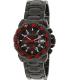 Precimax Men's Ion Pro PX14026 Black Stainless-Steel Quartz Watch - Main Image Swatch