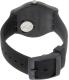 Swatch Men's Originals SUOB107 Black Silicone Swiss Quartz Watch - Back Image Swatch