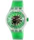 Swatch Women's Originals SUUK104 Green Plastic Swiss Quartz Watch - Main Image Swatch