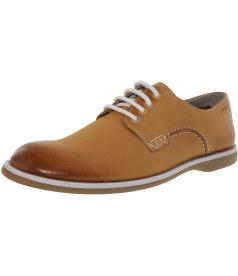 Clarks Men's Farli Walk Ankle-High Leather Oxford Shoe