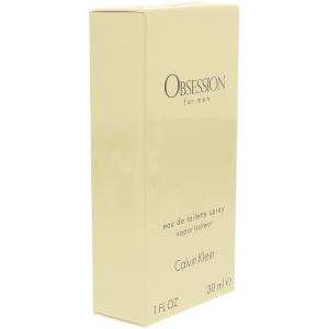 Calvin Klein Obsession for Men Men's EDT Eau De Toilette Spray - CKO6271505