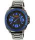 Hugo Boss Men's Sao Paulo 1513160 Black Stainless-Steel Quartz Watch - Main Image Swatch
