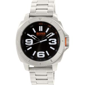 Hugo Boss Men's Sao Paulo 1513161 Silver Stainless-Steel Quartz Watch