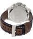 Armani Exchange Men's AX1517 Blue Leather Quartz Watch - Back Image Swatch