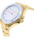 Marc by Marc Jacobs Women's Dizz MBM3408 Gold Stainless-Steel Quartz Watch - Side Image Swatch