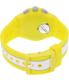 Swatch Men's Originals SUSJ100 Yellow Rubber Swiss Quartz Watch - Back Image Swatch
