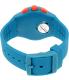 Swatch Men's Originals SUSN406 Aqua Silicone Swiss Quartz Watch - Back Image Swatch