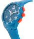 Swatch Men's Originals SUSN406 Aqua Silicone Swiss Quartz Watch - Side Image Swatch