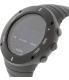 Suunto Men's Core SS021371000 Black Silicone Quartz Watch - Side Image Swatch