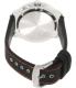 Citizen Men's Eco-Drive BU2040-05E Black Nylon Quartz Watch - Back Image Swatch
