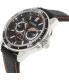 Citizen Men's Eco-Drive BU2040-05E Black Nylon Quartz Watch - Side Image Swatch