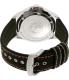 Citizen Men's Eco-Drive BU2030-17E Silver Nylon Eco-Drive Watch - Back Image Swatch