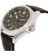 Citizen Men's Eco-Drive BU2030-17E Silver Nylon Eco-Drive Watch - Side Image Swatch