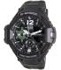Casio Men's G-Shock GA1100-1A3 Black Resin Quartz Watch - Main Image Swatch