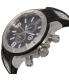 Invicta Men's Jason Taylor 13687 Black Rubber Swiss Quartz Watch - Side Image Swatch