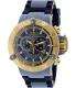 Invicta Men's Subaqua 0930 Grey Rubber Swiss Quartz Watch - Main Image Swatch
