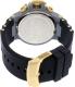 Invicta Men's Subaqua 0930 Grey Rubber Swiss Quartz Watch - Back Image Swatch