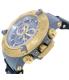 Invicta Men's Subaqua 0930 Grey Rubber Swiss Quartz Watch - Side Image Swatch