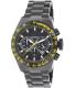 Invicta Men's Speedway 19297 Black Stainless-Steel Swiss Quartz Watch - Main Image Swatch