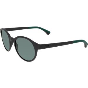 Emporio Armani Men's  EA4045-534171-51 Black Round Sunglasses