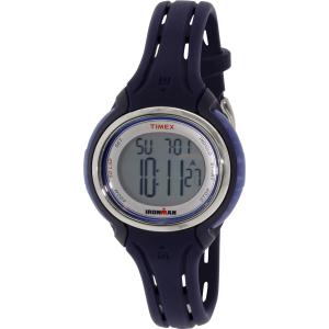 Timex Men's Ironman TW5K90500 Blue Silicone Quartz Watch