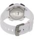 Timex Women's Ironman TW5K88100 White Rubber Quartz Watch - Back Image Swatch
