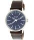 Nixon Men's Sentry A3771524 Brown Leather Quartz Watch - Main Image Swatch