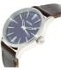 Nixon Men's Sentry A3771524 Brown Leather Quartz Watch - Side Image Swatch