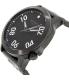 Nixon Men's Ranger 45 A521001 Black Stainless-Steel Quartz Watch - Side Image Swatch