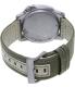 Nixon Men's Ranger 45 A5142072 Green Nylon Quartz Watch - Back Image Swatch