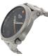 Nixon Men's Ranger 45 A5211531 Grey Stainless-Steel Quartz Watch - Side Image Swatch