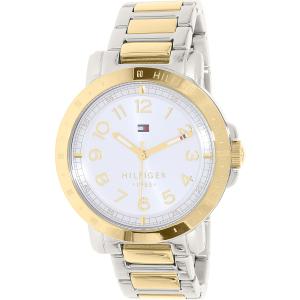 Tommy Hilfiger Women's 1781398 Silver Stainless-Steel Quartz Watch