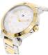 Tommy Hilfiger Women's 1781398 Silver Stainless-Steel Quartz Watch - Side Image Swatch