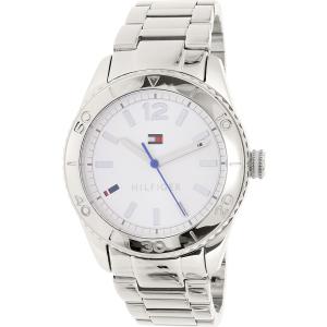 Tommy Hilfiger Women's 1781267 Silver Stainless-Steel Quartz Watch