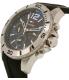 Tommy Hilfiger Men's 1791143 Black Silicone Quartz Watch - Side Image Swatch