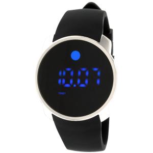 Movado Men's Bold 3600146 Black Silicone Quartz Watch