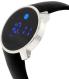 Movado Men's Bold 3600146 Black Silicone Quartz Watch - Side Image Swatch