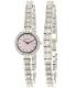 Bulova Women's 96X131 Silver Stainless-Steel Quartz Watch - Main Image Swatch