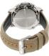 Seiko Men's SSC293 Beige Nylon Quartz Watch - Back Image Swatch