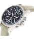 Seiko Men's SSC293 Beige Nylon Quartz Watch - Side Image Swatch