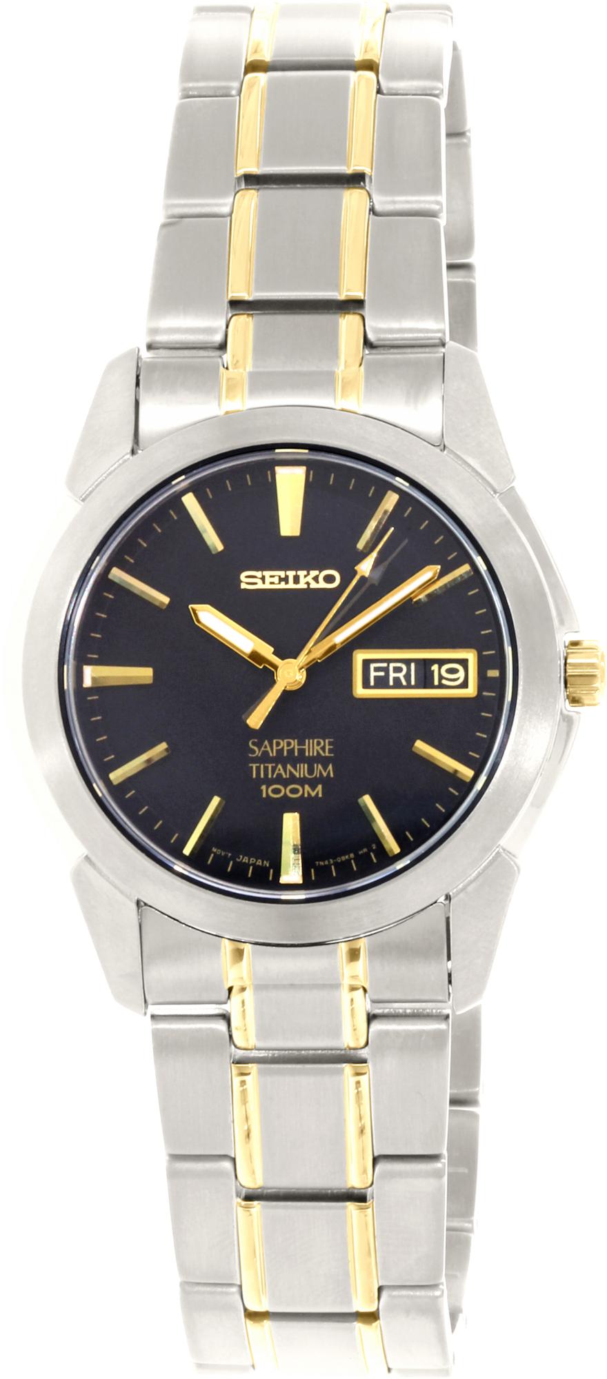 Seiko_Men's_SGG735_Silver_Titanium_Japanese_Quartz_Fashion_Watch