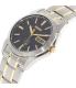Seiko Men's SGG735 Silver Titanium Quartz Watch - Side Image Swatch