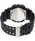 Casio Men's G-Shock GD120MB-1 Black Resin Quartz Watch - Back Image Swatch